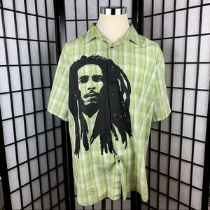 Bob Marley Dragonfly Clothing Co S/S shirt